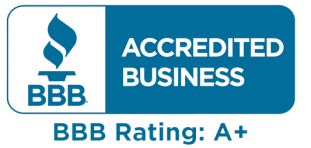 BBB Accredited Business - BBB Ratng: A+